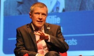 Willie Rennie Labour