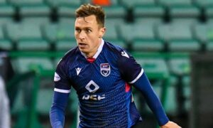 Jordan Tillson insists Ross County are determined to kick up the Premiership this season