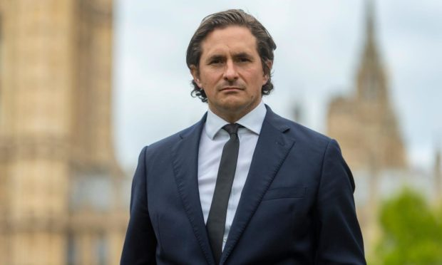 Johnny Mercer recently resigned over two British soldiers being prosecuted for alleged past atrocities in Northern Ireland