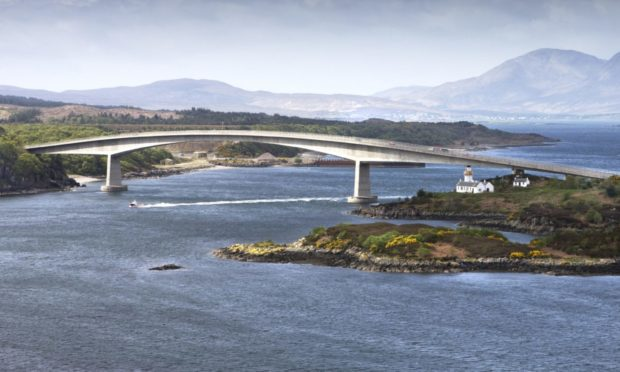 Over the sea to Skye - but many locals wonder how they can afford to stay on the island.