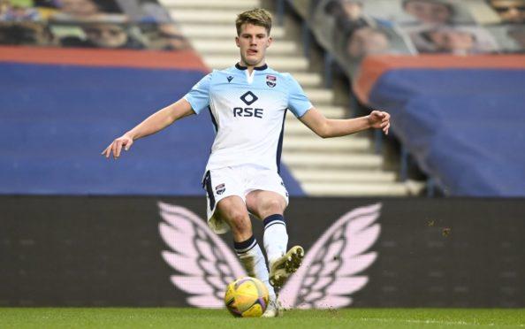 Ross County loanee Leo Hjelde.
