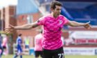 Nikolay Todorov is in the PFA Scotland team of the season.
