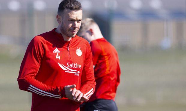 Aberdeen defender Andy Considine.