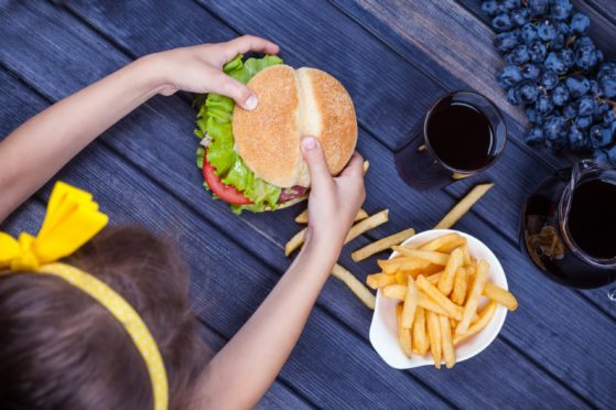 Children are encouraged to not eat meat as part of the initiative.