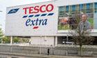 Tesco Extra store
