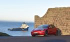 Tesla has opened a service centre and single-vehicle showroom in Aberdeen.