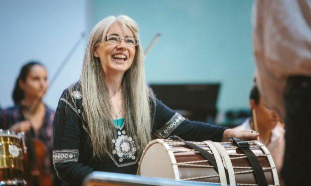 Dame Evelyn Glennie becomes Ambassador for Sistema Scotland