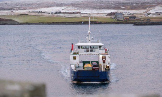 Shetland ferries cash