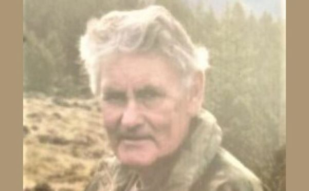 Missing person: Ronald Kemp