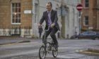 Cycling Scotland chief executive Keith Irving.