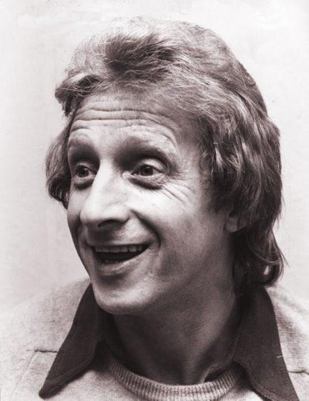 Denis Law, 1978.