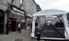 Council officers have been given the power to make decisions on outdoor trading in Aberdeen, as businesses prepare to reopen