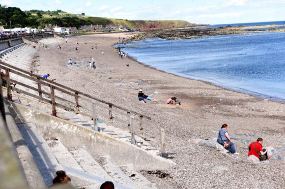 Stonehaven is one of the key towns in Angus North and Mearns.