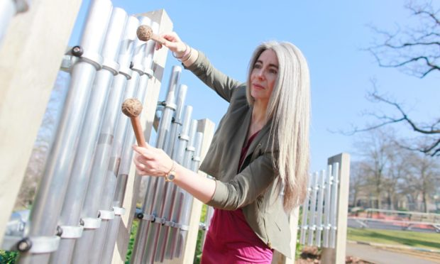 Dame Evelyn Glennie will be the new chancellor of Robert Gordon University.