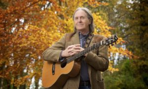 Dougie MacLean. Pic courtesy of Rob McDougall