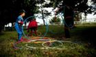 Circus workshops have received funding from Findhorn Bay Arts and the Scottish Government.