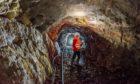 Scotgold Resources' Cononish mine near Tyndrum