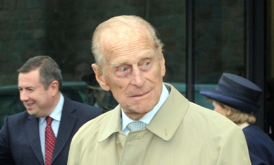 The Queen and Prince Philip in Aberdeen in July 2012 officially opening the University of Aberdeen's new library.