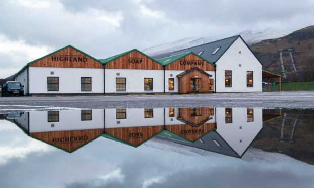 Highland Soap Co. in Fort William