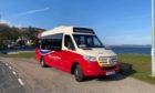 West Coast Motors bus