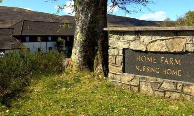 Home Farm care home in Skye