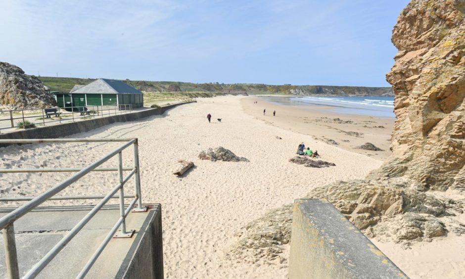 Cullen Beach.