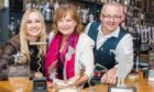 Jo De Sylva, Fiona Hyslop and Bruce MacGregor when the venue was Best Music Bar in Scotland