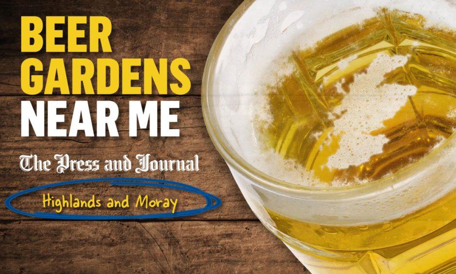 beer gardens Inverness