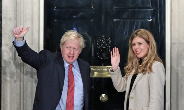 Prime Minister Boris Johnson and Carrie Symonds have come in for criticism over the redecoration of their flat.