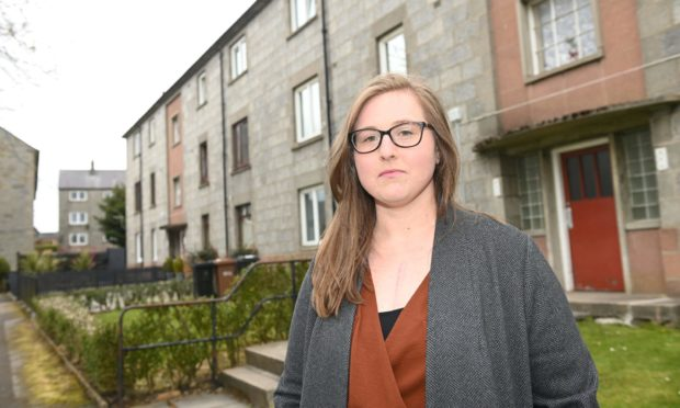 Councillor Miranda Radley has raised concerns about the use of video-enabled doorbells in council flats.