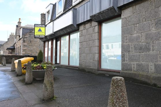 The former TSB branch is one of seven in the city which was closed by the chain.