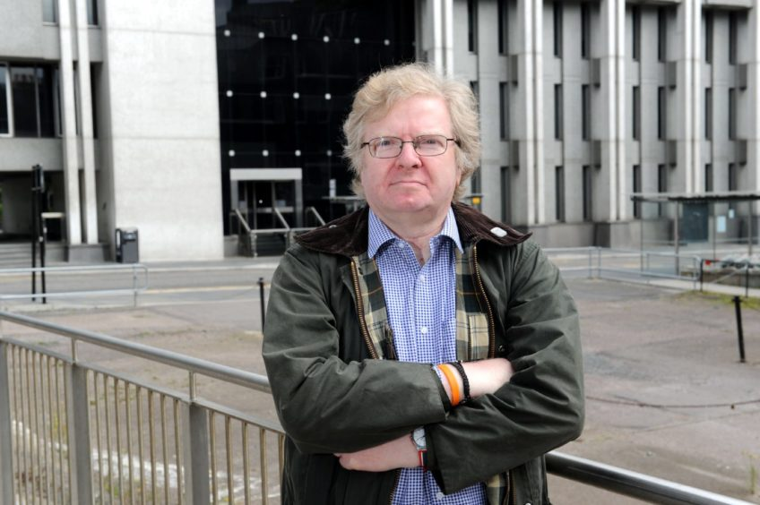 Councillor Ian Yuill believes elected members should face the