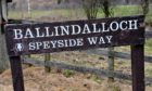The Speyside Way will be upgraded between Carron, near Aberlour, and Cragganmore in Ballindalloch.