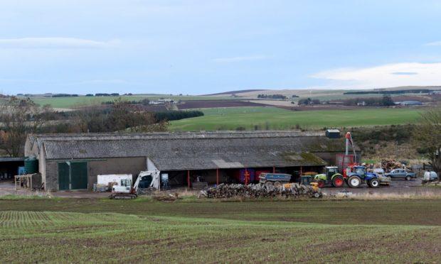 Andrew Neil Ironside died in the accident at Auchlinn Farm in November 2018