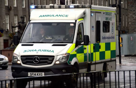 Ambulance crews were subjected to dozens of attacks.