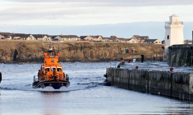 Wick lifeboat