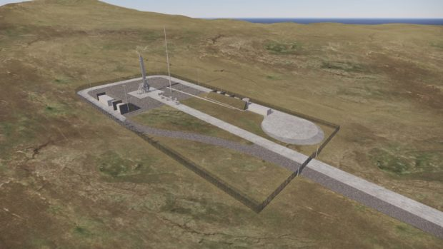 The plans for a spaceport in Sutherland were given the go-ahead by the Highland Council in August 2020.