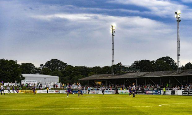 Could Borough Briggs in Elgin be a League One venue next season?