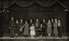 Aberdeen Student Shows have been staged since 1921.