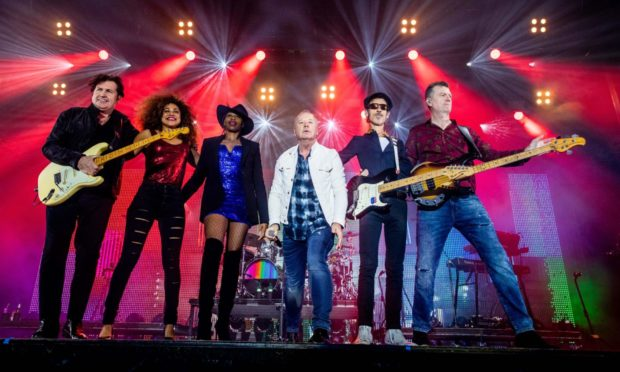 Jim Kerr and Simple Minds have rescheduled their concert at Aberdeens P&J Live to next year.