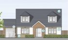 49 new properties will be build in Cluny, Aberdeenshire.