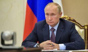 Russia President Vladimir Putin.