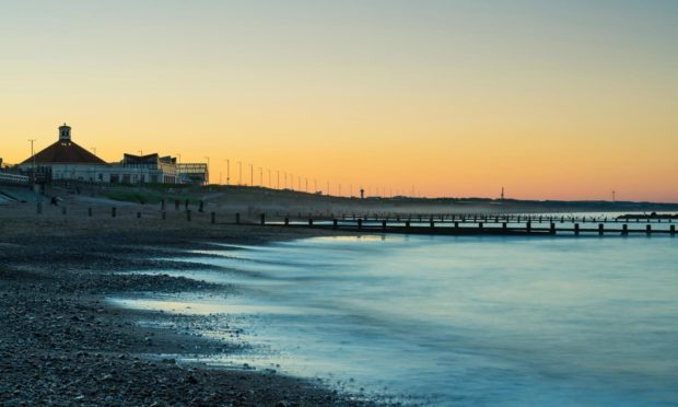 To go with story by Shona Gossip. VisitScotland is hosting a virtual event to boost tourism in Scotland. Scotland Reconnect 2021 takes place next month.  Picture shows; Aberdeen beach . Aberdeen beach. Supplied by VisitScotland Date; Unknown