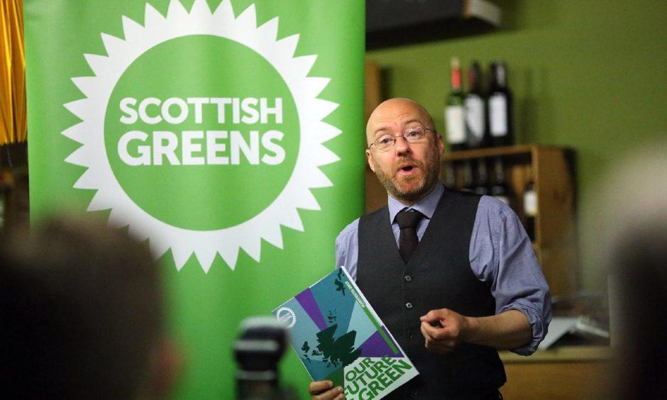SNP Greens coalition