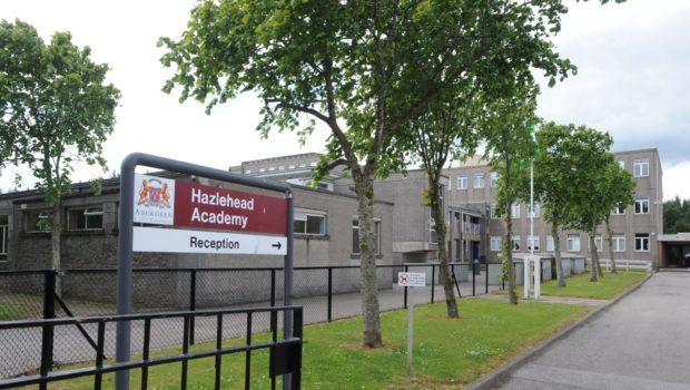 Hazlehead Academy. Picture by Paul Smyth