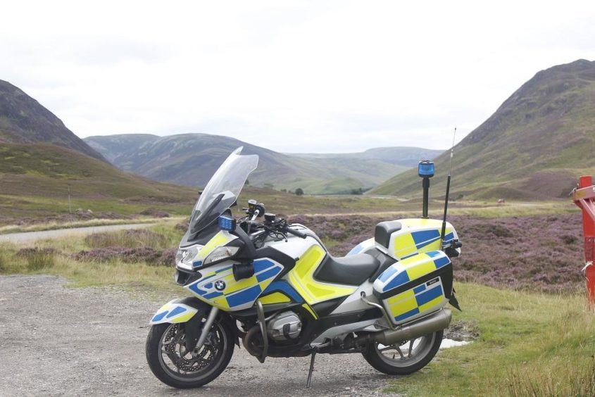 Police in the north-east say they will carrying out traffic checks throughout the weekend.