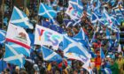 At 19, Adrià Aranda Balibrea is voting as a Scottish resident for the first time