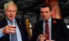 Boris Johnson Scottish election