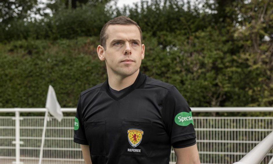 Linesman on Duty - Douglas Ross and the Tories want to bring the World Cup 2030 final to Hampden