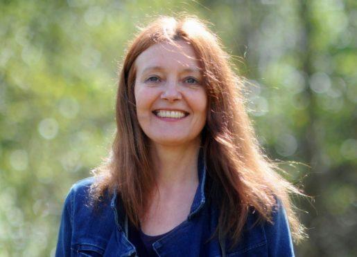 Singer Gerda Stevenson